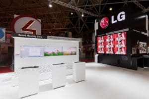 Trade Show Photography LG Amsterdam RAI