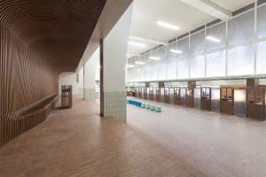Interior Photography PTT Oostende
