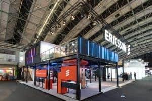 Trade Show Photography Ericsson IBC