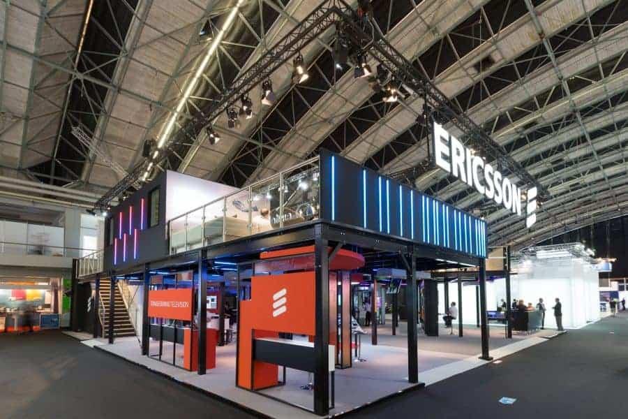 Ericsson IBC