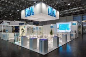 Trade Show Photography Eural Gnutti Aluminium Dusseldorf