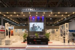 Trade Show Photography Dusseldorf Metalleghe Aluminium