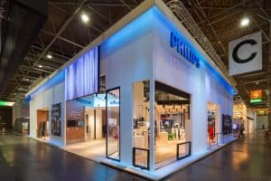 Trade Show Photography Philips Euroshop Dusseldorf