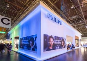 Trade Show Photography Philips Euroshop