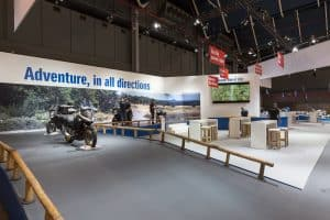 Trade Show Photography Suzuki Motorbeurs