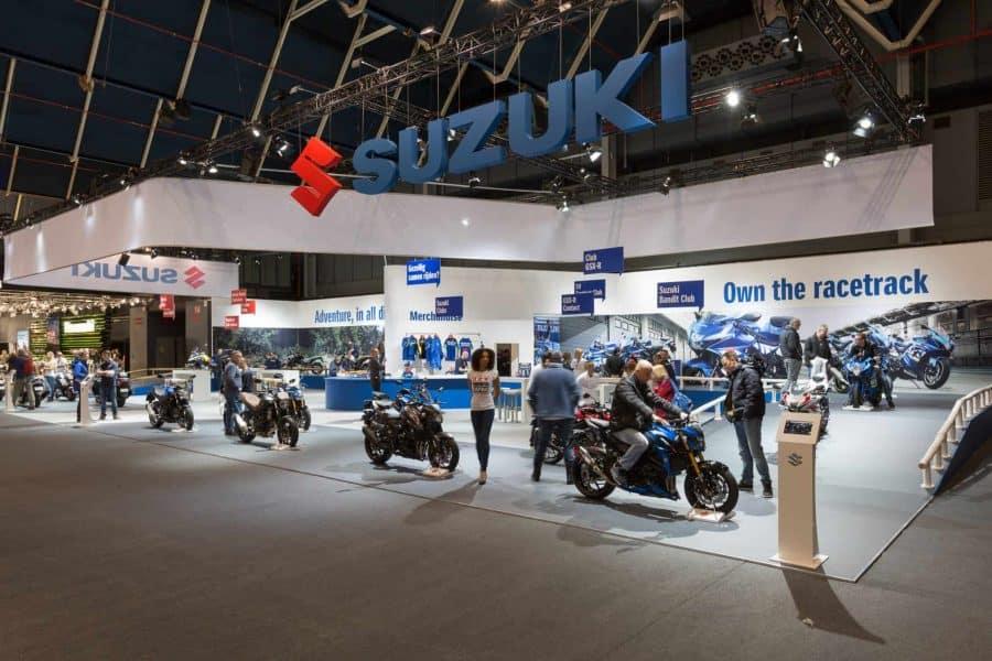 Suzuki Motorbeurs