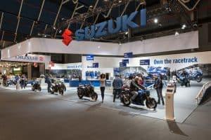 Trade Show Photography Suzuki Motorbeurs